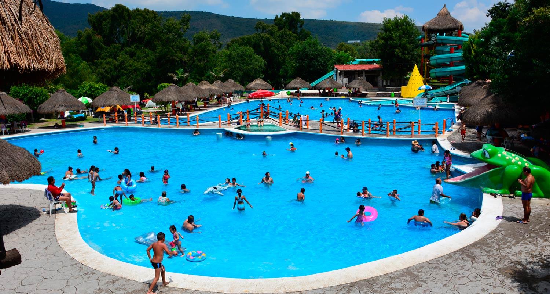 Alberca paraiso balneario hidalgo aguas termales for Presupuesto para una alberca
