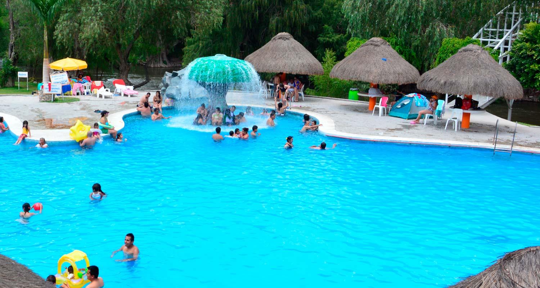 Alberca termal balneario hidalgo aguas termales for Alberca restaurante